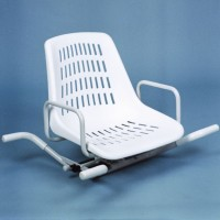 AJUSTABLE BATH CHAIR