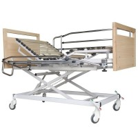 ELEVATING ELECTRICAL BED